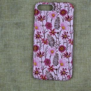 NEW iPhone X / iPhone XS Floral case